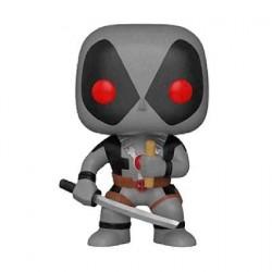 Figur Pop! Marvel Deadpool X-Force Deadpool with Chimichanga Limited Edition Funko Online Shop Switzerland