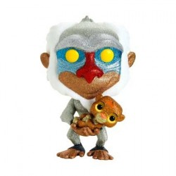 Figur Pop! Disney Diamond The Lion King Rafiki Holding Baby Simba Glitter Limited Edition Funko Online Shop Switzerland