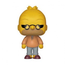 Figurine Pop! Les Simpsons Grampa Simpson Funko Boutique en Ligne Suisse