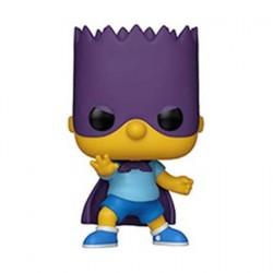 Figurine Pop! Les Simpsons Bartman Funko Boutique en Ligne Suisse