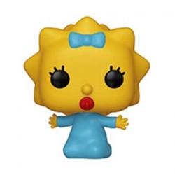 Figurine Pop! Les Simpsons Maggie Simpson Funko Boutique en Ligne Suisse
