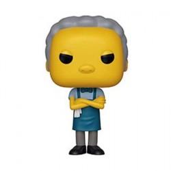 Figurine Pop! Les Simpsons Moe Szyslak Funko Boutique en Ligne Suisse