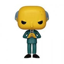 Figurine Pop! Les Simpsons Mr Burns Funko Boutique en Ligne Suisse
