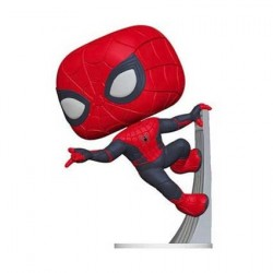 Figur Pop! Marvel Far from Home Upgraded Suit Spider-Man Funko Online Shop Switzerland