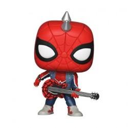 Figur Pop! Marvel Spiderman Spider-Punk Limited Edition Funko Online Shop Switzerland