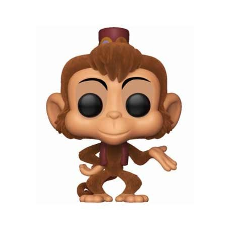 Figur Pop! Disney Aladdin Flocked Abu Limited Edition Funko Online Shop Switzerland
