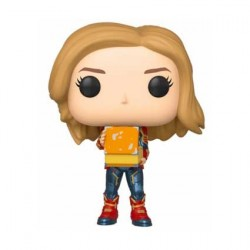 Figur Pop! Captain Marvel with Lunch Box Funko Online Shop Switzerland