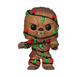 Figur Pop! Star Wars Holiday Chewbacca with Lights Funko Online Shop Switzerland