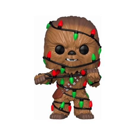 Figur Pop! Star Wars Holiday Chewbacca with Lights Funko Online Shop Switzerland