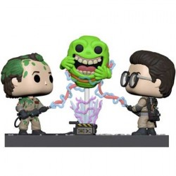 Figurine Pop! Movie Moment Ghostbusters Banquet Room Funko Boutique en Ligne Suisse