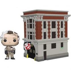 Figurine Pop! Town Ghostbusters Peter avec Maison Funko Boutique en Ligne Suisse