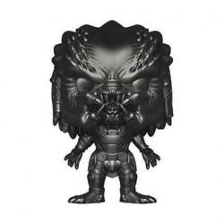 Figurine Pop! Métallique The Predator 2018 Fugitive Predator Gun Metal Edition Limitée Funko Boutique en Ligne Suisse