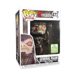Figur Pop! ECCC 2019 Gears of War General RAAM Limited Edition Funko Online Shop Switzerland
