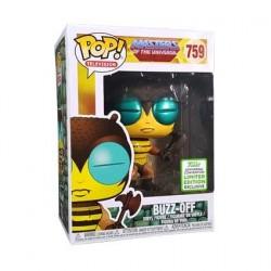 Figurine BOITE ENDOMMAGÉE Pop! ECCC 2019 Masters of the Universe Buzz-off Edition Limitée Funko Boutique en Ligne Suisse