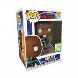 Figur Pop! ECCC 2019 Captain Marvel Korath in Starforce Suit Limited Edition Funko Online Shop Switzerland