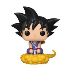 Figurine Pop! Dragon Ball Son Goku (Rare) Funko Boutique en Ligne Suisse