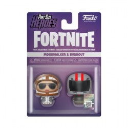Funko Pint Size Fortnite Moonwalker et Burnout 2-Pack