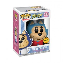 Figur Pop! Hanna Barbera Benny The Ball Chase Limited Edition Funko Online Shop Switzerland