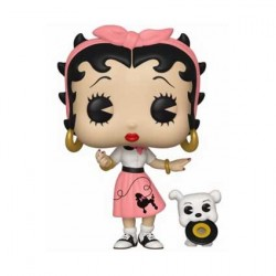 Figur Pop! Betty Boop Sock Hop Funko Online Shop Switzerland