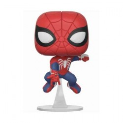 Figur Pop! Games Marvel Spider-Man (Vaulted) Funko Online Shop Switzerland
