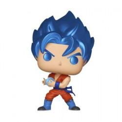 Figur Pop! Dragon Ball Super SSGSS Goku Kamehameha Metallic Limited Edition Funko Online Shop Switzerland