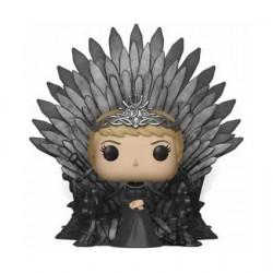 Figurine Pop! 15 cm Game Of Thrones Cersei Lannister Sitting on Iron Throne Funko Boutique en Ligne Suisse