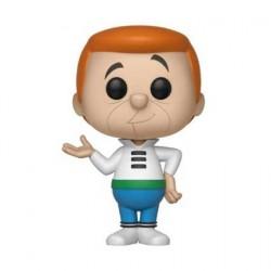 Figur Pop! Cartoons Hanna Barbera The Jetsons Georges (Vaulted) Funko Online Shop Switzerland