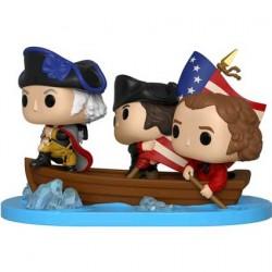 Figuren Pop! Movie Moment American History George Washington Delaware Limited Edition Funko Online Shop Schweiz