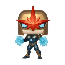 Figur Pop! Marvel Nova Metallic Limited Edition Funko Online Shop Switzerland