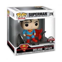 Figurine Pop! Movie Moment Superman on Gargoyle Edition Limitée Funko Boutique en Ligne Suisse