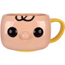 Pop! Mug Peanuts Charlie Brown