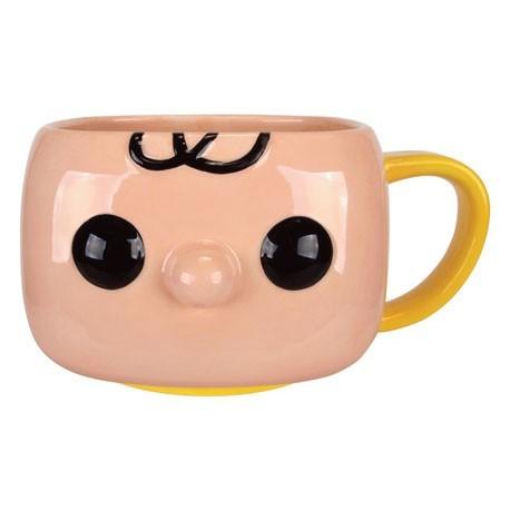 Figur Pop! Mug Peanuts Charlie Brown Funko Online Shop Switzerland