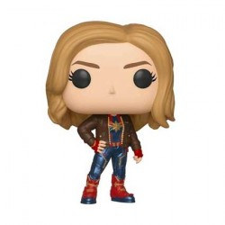Figur Pop! Captain Marvel with Jacket Limited Edition Funko Online Shop Switzerland
