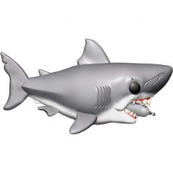 Figur Pop! 15 cm Movies Jaws with Diving Tank Funko Online Shop Switzerland