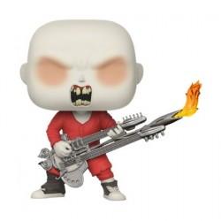 Figurine Pop! Mad Max Fury Road Coma-Doof Unmasked with Flames Edition Limitée Funko Boutique en Ligne Suisse