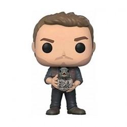 Figur Pop! Jurassic Park Owen with Baby Raptor Limited Edition Funko Online Shop Switzerland