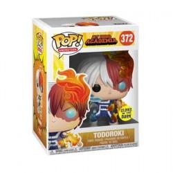 Figur Pop! Glow in the Dark My Hero Academia Todoroki Limited Edition Funko Online Shop Switzerland
