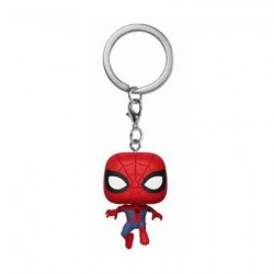 Figur Pop! Pocket Keychains Marvel Animated Spider-Man Peter Parker Funko Online Shop Switzerland