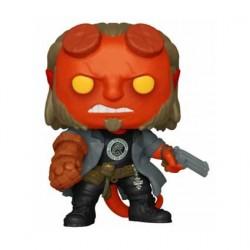 Figur Pop! Movies Hellboy whit BPRD Tee Funko Online Shop Switzerland