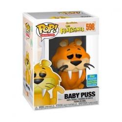 Figur Pop! SDCC 2019 The Flintstones Baby Puss Limited Edition Funko Online Shop Switzerland