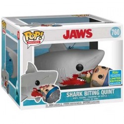 Figur Pop! SDCC 2019 Jaws Eating Quint Limited Edition Funko Online Shop Switzerland