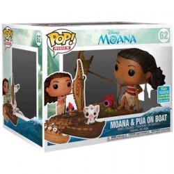 Figur Pop! SDCC 2019 Disney Moana & Pua on Boat Limited Edition Funko Online Shop Switzerland