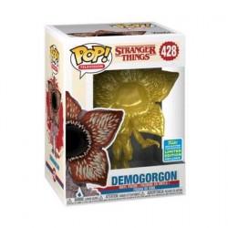 Figurine Pop! SDCC 2019 Stranger Things Demogorgon Métallique Gold Edition Limitée Funko Boutique en Ligne Suisse