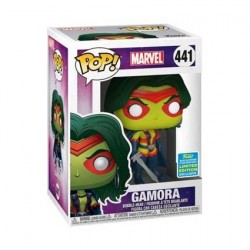Figur Pop! SDCC 2019 Marvel Guardians of the Galaxy Gamora Classic Limited Edition Funko Online Shop Switzerland