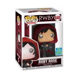 Figuren Pop! SDCC 2019 RWBY Ruby Rose with Hood Limited Edition Funko Online Shop Schweiz