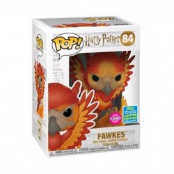 Figur Pop! SDCC 2019 Harry Potter Fawkes Flocked Limited Edition Funko Online Shop Switzerland