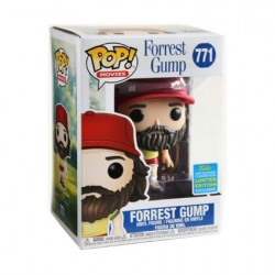 Figur Pop! SDCC 2019 Forrest Gump with Beard Limited Edition Funko Online Shop Switzerland