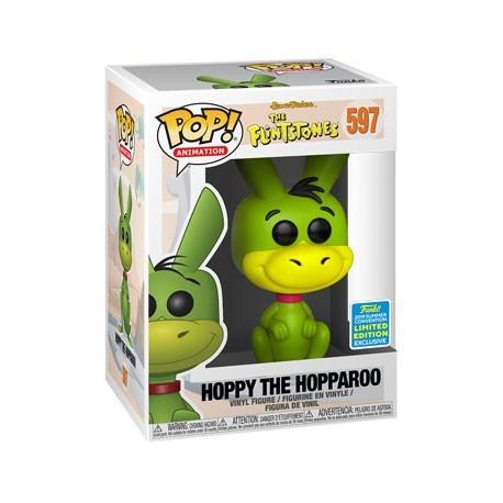 Figuren Pop! SDCC 2019 The Flintstones Hoppy the Hopparoo Limitierte Auflage Funko Online Shop Schweiz