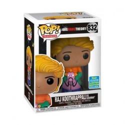 Figur Pop! SDCC 2019 Big Bang Theory Raj Koothrappali as Aquaman Limited Edition Funko Online Shop Switzerland