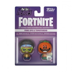Figur Funko Pint Size Fortnite Funkops et Tomatohead 2-Pack Funko Online Shop Switzerland